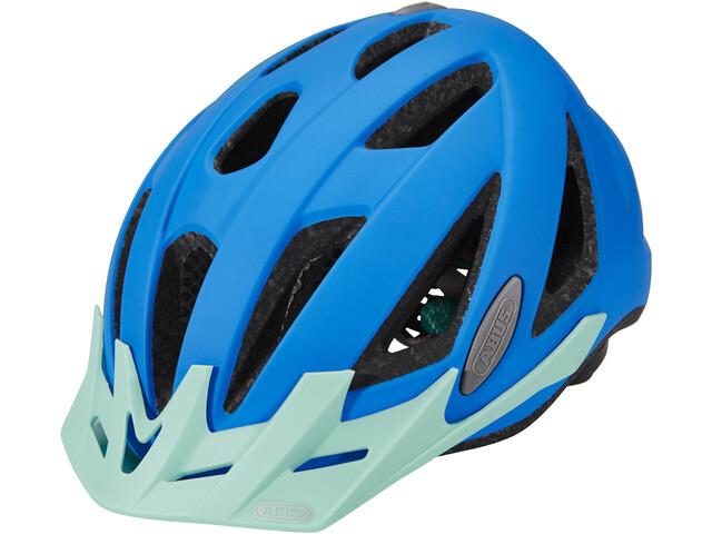abus urban i 2 0 helmet neon blue g nstig kaufen br gelmann. Black Bedroom Furniture Sets. Home Design Ideas
